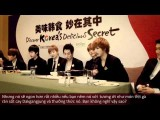 Vietnamese Super Junior Ye Sung's Precious Dak Gang Jung