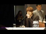 120205 Jaejoong Fanmeeting @Ankara - Turkey Part1