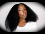 NATURAL HAIR | BLOWOUT