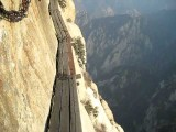 Huashan Cliffside Path No Harness