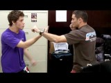 FFA MMA - Giovanni Moljo Explains Some Footwork For Boxing & Mixed Martial Arts