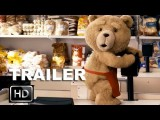 Ted Official Red Band Trailer HD : Mark Wahlberg Wishes His Teddy Bear To Life: ENTV