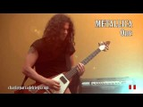 Metallica - One Solo Cover 2012 By Charlie Parra Del Riego