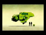 Kano - Spaceship Trolley Snatcha Remix HD HQ