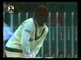 Waqar Younis Bowled Lara In Rawalpindi 1st Test 1997 Full OVER