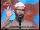 HQ: Urdu Peace Conference 2010 - Dr. Zakir Naik Inaugural Speech Part 2 3