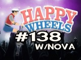 Happy Wheels W Nova Ep.138 - BROTHER! HELP ME! Nova In Happy Wheels!