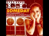 Mothashipp Feat. Marika & Lutan Fyah - Someday Good Old Lovin'