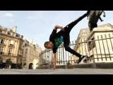 Bboy LILOU Tutorial Part 4 Of 4   YAK FILMS BREAK DANCING In Paris, France