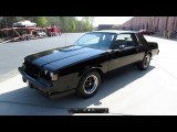 1987 Buick Grand National Regal T-Type Turbo Start Up, Exhaust, And In Depth Review