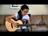 Christopher Tin - Baba Yetu Civilization IV Theme Guitar - Sandra Bae