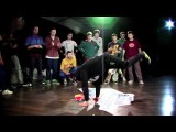 Breakdance Training With Lilou - Red Bull Under My Wing