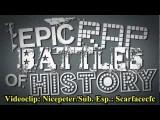 Abe Lincoln VS Chuck Norris Epic Rap Battles Of History 3 Subtitulos En Español Excelentes
