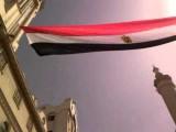 ربط علم مصر بين كنيسة القديسين و الجامع