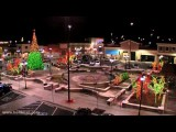 Valley Fair Mall Christmas Display - 2011 - Programmed By Holdman Lighting