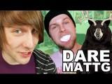 Dare MattG - 16 Chubby Bunny With ILLscarlett