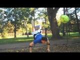 Amputee Soccer Trick - Scorpion Kick