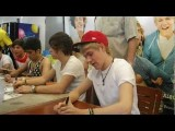 Meeting One Direction 3 24 2012