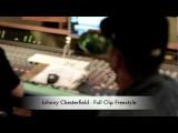 EXCLUSIVE! Johnny Chesterfield - Dec 23rd Studio Session Video 2011, Toronto Hip Hop Rapper