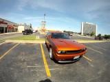 Mostrando O Dodge Challenger Em Oklahoma City