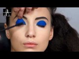 Make-Up Atelier Paris: Make Up Tutorial - Blue