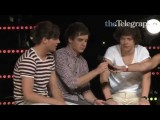 One Direction Interview With Elle Halliwell *NEW* 2012
