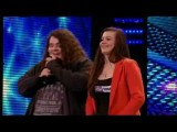 Charlotte And Jonathan - Britains Got Talent 2012 Auditions