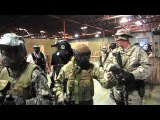 CQB CITY AIRSOFT ACTION February 26th 2012 Masada King Arms Five Seven Classic Airsoft