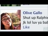Embarrassing Facebook Girl
