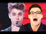 CHRISTINA AGUILERA SNUBS JUSTIN BIEBER ON THE VOICE!! & SELENA HITS THE LIGHTS ON DWTS!