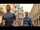 Lipton Ice Tea With Hugh Jackman, Budapest Vers. Long Vers..flv