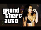 GTA Funtage - How Women Play GTA! Megan Fox Needs To Be In GTA 5