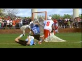 2012 College Lacrosse Midseason Highlights