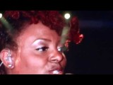 Ledisi Scatting Like It Ain't Nobody's Business!!! Footage From Jazz In The Gardens