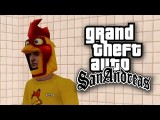 GTA San Andreas: #4 - Misso: Comer