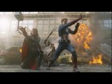 Marvel's Avengers Assemble - Captain America And Thor In Battle - Official | HD