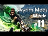 Skyrim Mods - Week #11: Dragon Bone Weapons, Faster Horses, Map Markers, Pines Of Whiterun