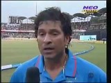 Sachin 100th International Hundred Vs Bangladesh Asia Cup