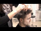 Slikhaar TV 93 - Mens Hair Styling With Hanz De Fuko Scheme Cream Part 2 2