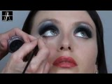 Make-Up Atelier Paris: Make Up Tutorial - Crazy Horse Look