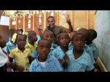 Save The Children Haiti Library Book Program