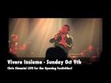 Chris Giannini - Vivere Insieme At Moomba Canada's Official Italian Celebration - Sunday,10 9 11