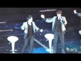 HQ Fancam 120414 Super Show 4 Shanghai: KyuMin's Heart ♥ You & I