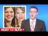 Taylor Swift Vs Kelly Clarkson?!!! - LINDSAY LOHAN IS A WHORE Der !!!! - & I Jerk On Celebs!