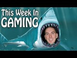 This Week In Gaming: Robert Bowling Gets Eaten By A Shark!