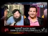 Rodrigo Guatón Salinas Lo Confirma: Eduardo Fuentes Penetra A La Gente