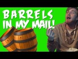 BARRELS IN MY MAIL! - Opening Bromail
