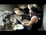 EPIC WIN - Through The Fire And Flames Drum Cover - Dragonforce - By Gee Anzalone