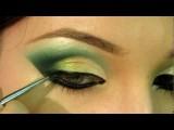Arabic Makeup 1 Арабский макияж 1 ENG SUBs