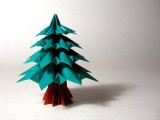 Christmas Origami Instructions: Fir Tree Francesco Guarnieri